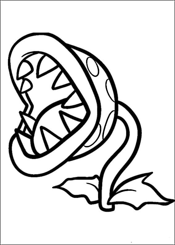 mario cloud guy coloring pages - photo#13